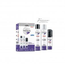 Nioxin kezelés 6 (150ml+150ml+50ml)
