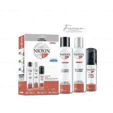 Nioxin kezelés 4 (150ml+150ml+50ml)