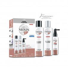 Nioxin kezelés 3 (150ml+150ml+50ml)