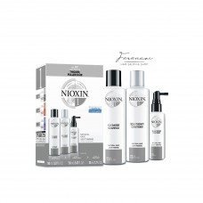 Nioxin kezelés 1 (150ml+150ml+50ml)