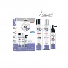 Nioxin kezelés 5 (150ml+150ml+50ml)