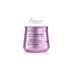 L'Oréal Professionnel Serie Expert Liss Unlimited simító hatású pakolás, 250ml