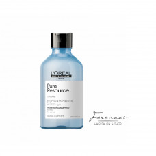 L'Oréal Professionnel Serie Expert Pure Resource sampon zsíros hajra, 300ml