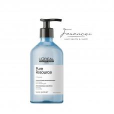 L'Oréal Professionnel Serie Expert Pure Resource sampon zsíros hajra, 500ml