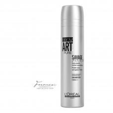 L'Oréal Professionnel TecniArt. Savage Panache Pure-púder spray, 250ml