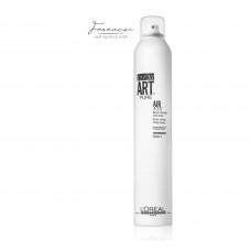 L'Oréal Professionnel TecniArt. Air fix Pure hajlakk, 400ml